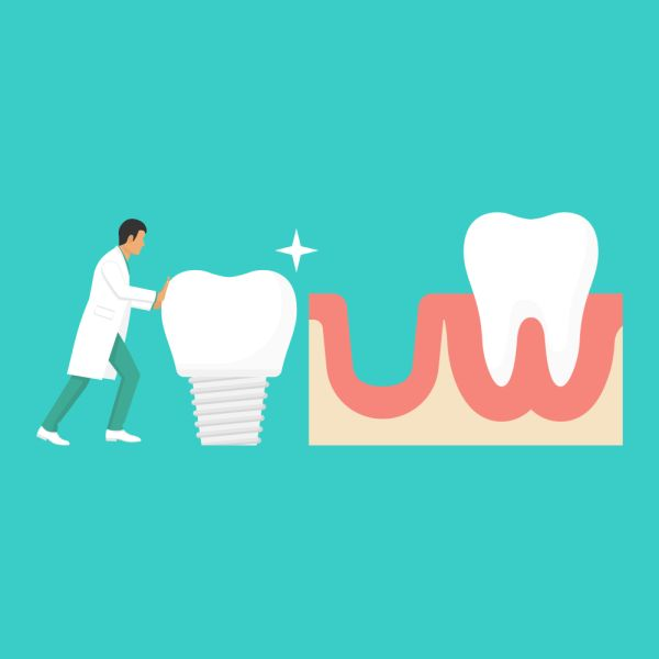 Visit Your Family Dentist To Treat A Broken Tooth