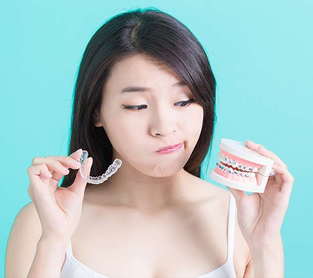 Florham Park Which is Better Invisalign or Braces